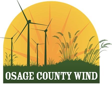 Osage County, Oklahoma, wind power