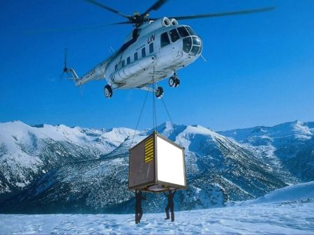 Rifugio Alpine Shelter