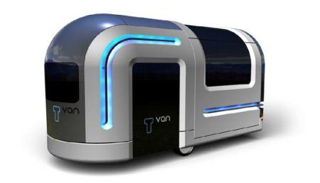 T-Van concept