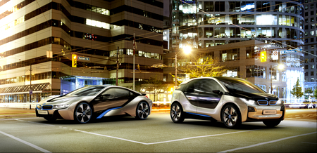 BMW, BMW i3, BMW i8, Electric Cars, Electric Vehicles, Plug-In Hybrids, Hybrids