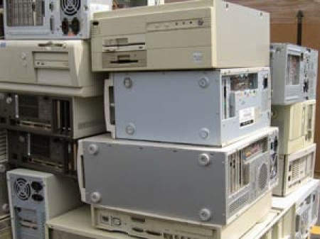 e waste computers