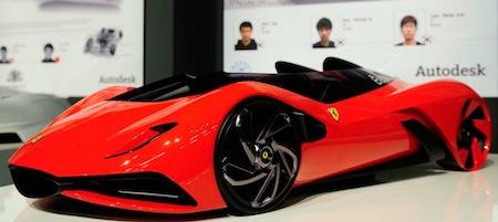 Ferrari, Concepts, Hybrids, Korea