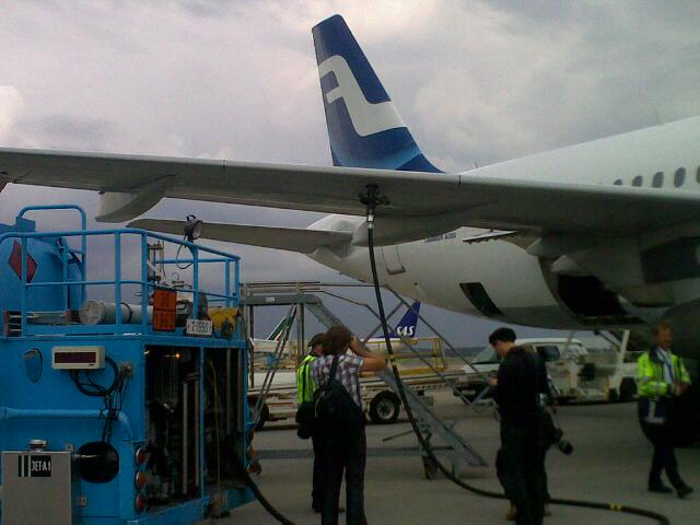 Finnair, Airplanes, Biofuels, Aviation