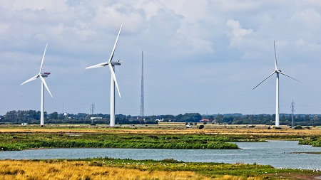 iPower, Denmark wind power and smart-grid