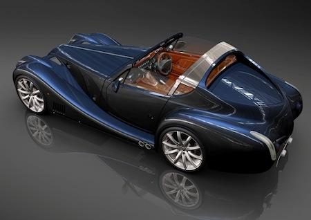 Morgan Motor Company Electric Cars Vehicles Aero Supersports E