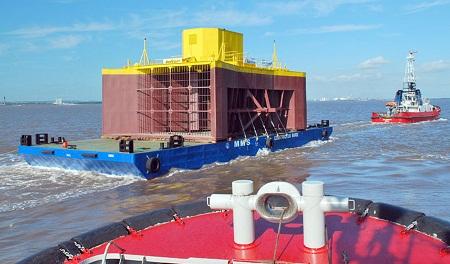 tidal-power device, Neptune Renewable Energy