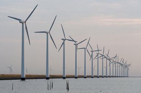 offshore wind power, Europe