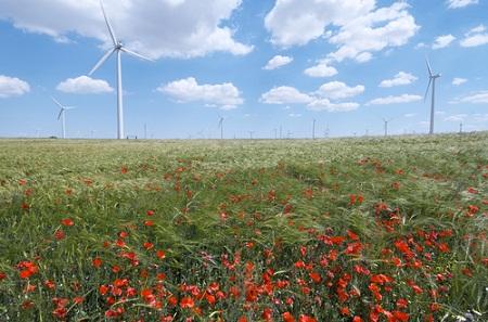 Oklahoma wind power development