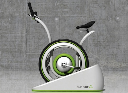 One Bike, Electric Bicycles, Electric Vehicles, Concepts