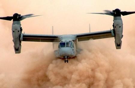 MV-22 Osprey, Biofuels, U.S. Navy, U.S. Marine Corps.