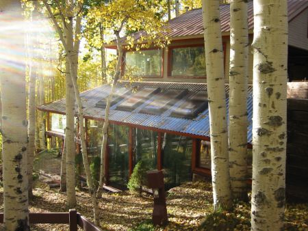Telluride Solar Concept House