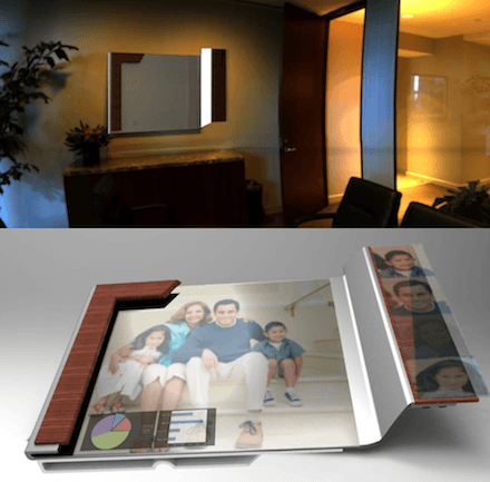 Concepts, Home Energy Management, Picture Frames, Digital Displays