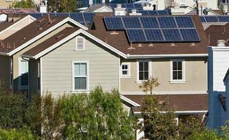 solar permitting, SunRun study