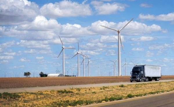 Texas wind industry