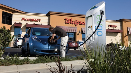 Walgreens, Electric Vehicles, Electric Cars, Charging Stations