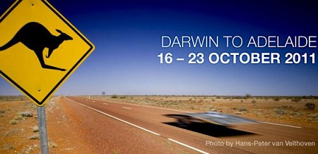 image via World Solar Challenge