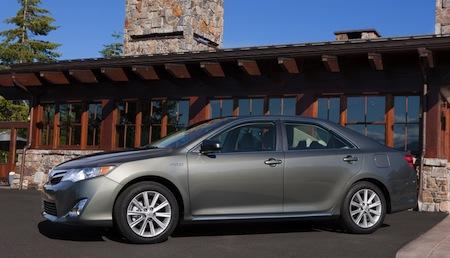 2012 Toyota Camry Hybrid, Toyota, Hybrids