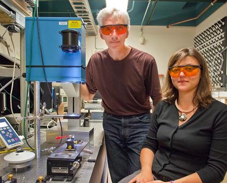 Berkeley ferroelectrics researchers