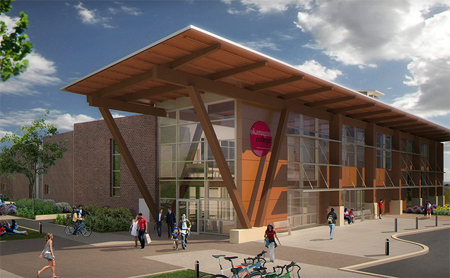 Okanagan College Centre of Excellence