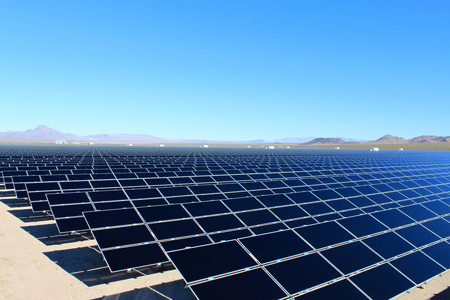 mesquite solar power project, Sempra, loan guarantee