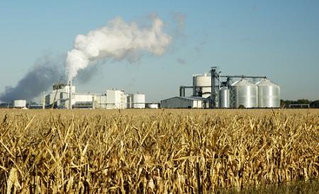 cellulosic ethanol plant, abengoa