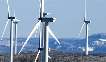 New Hampshire wind power plant DOE loan guarantee