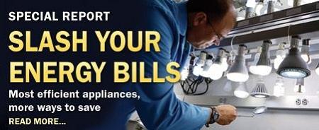 energy savings tips, Consumer Reports