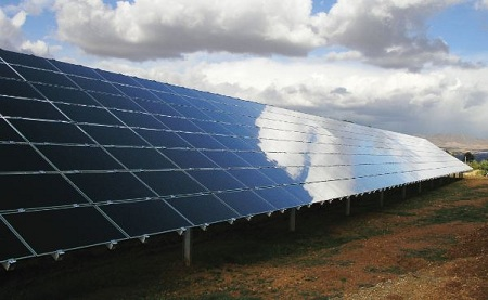 First Solar Topaz solar project loan guarantee
