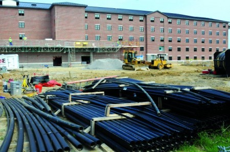 Fort Lee Virginia Army Base >> Geothermal Added To Virginia Army Base Earthtechling