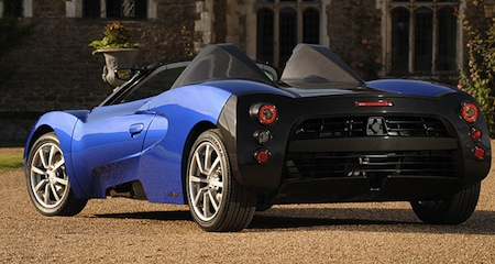 Gordon Murray Teewave AR.1, Gordon Murray Design, Electric Cars, Sports Cars