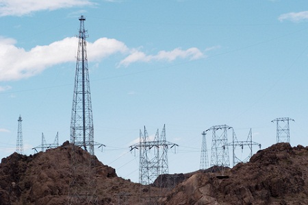 clean-energy power grid, Western states