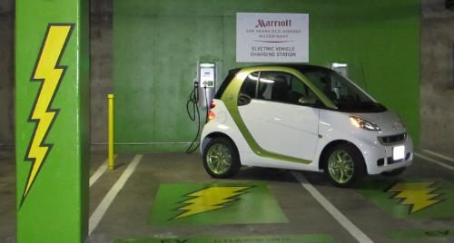 Hertz, Marriott, Electric Cars, Electric Vehicle, Car Rental