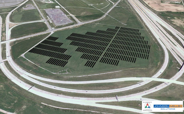 Indianapolis Airport To Gain Lots Of Solar Earthtechling