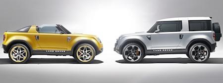 Land Rover Defender, Land Rover, Plug-In Hybrids, Hybrids, Frankfurt Motor Show 2011