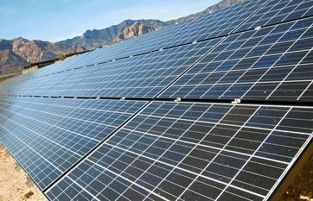 McCoy solar project, California, NextEra