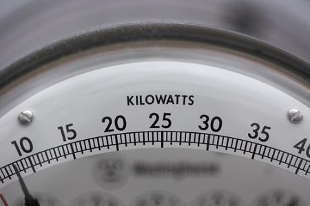 energy efficiency poll, meter