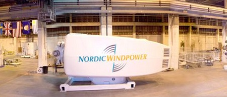 loan guarantees, Nordic Windpower