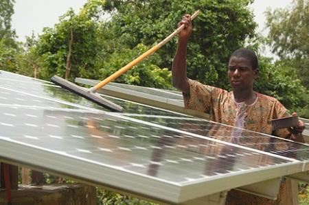 solar market gardens program, SELF