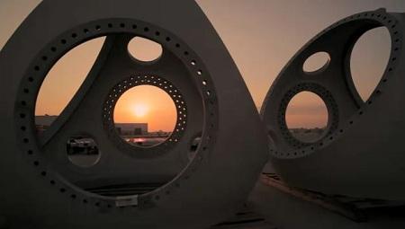 Siemens nacelle factory, Hutchinson, Kansas