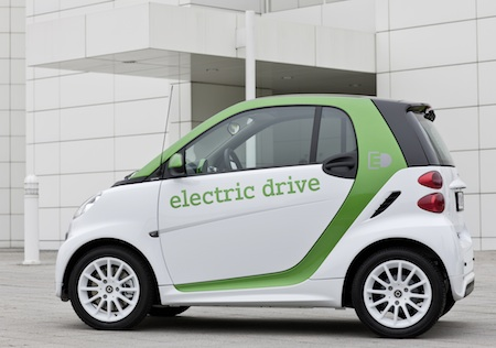 Smart Fortwo, Smart, Daimler, Electric Cars, Electric Vehicles