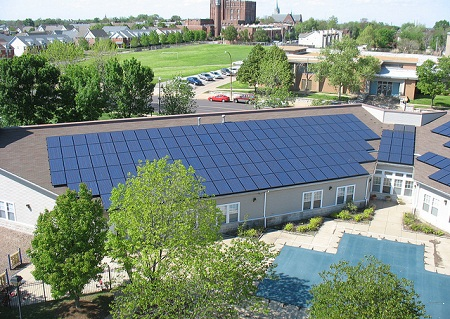 solar power, St. Louis Housing Authority, Sunwheel Energy Partners