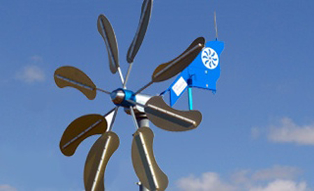 wind-turbine blade patent, Samara, Wind Dancer, Wind Simplicity