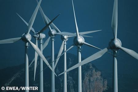 Image via European Wind Energy Association