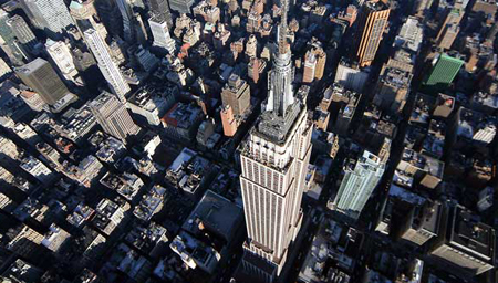Empire State Building cost-effective green retrofit