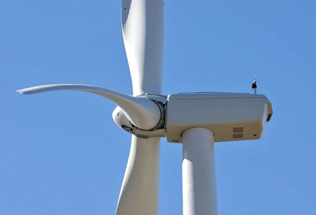 Gratiot wind project, Michigan, GE turbines