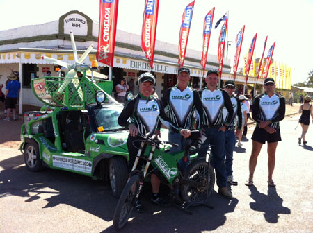 Allan Lear, electric bike world record