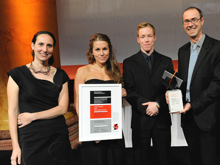 Holcim Gold Award