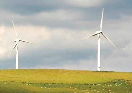 UK renewables, Positive Energy report, WWF