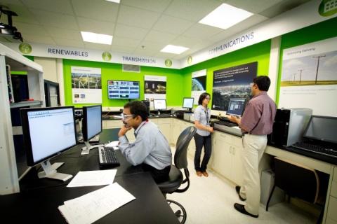 GE lab