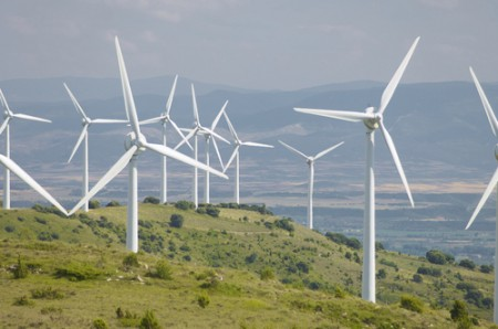 China wind power target 2050